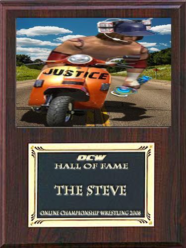 THE STEVE!
